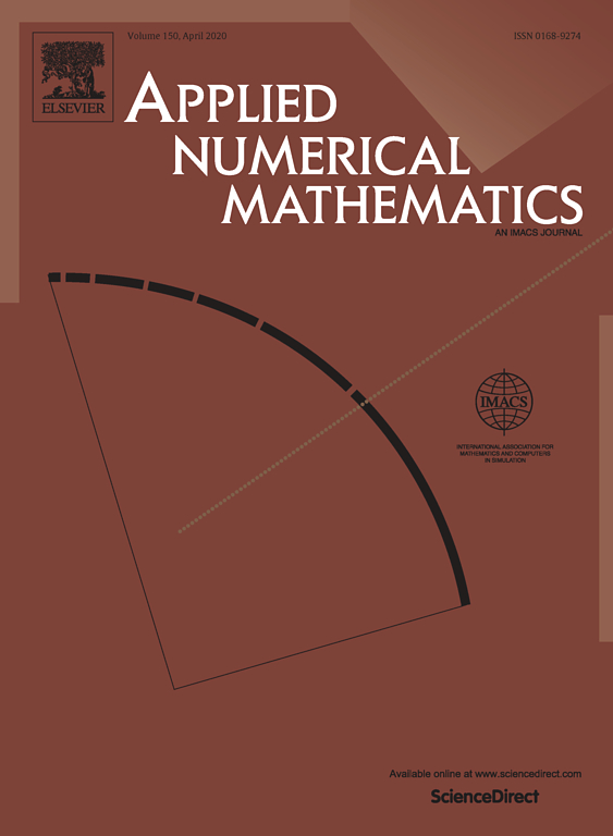 Applied Numerical Mathematics | Journal